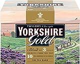 Yorkshire Gold Tea (ヨークシャーティー ゴールド 160袋)- 160 Bags / 500g【海外直送品】【並行輸入品】
