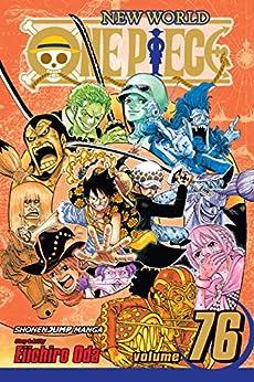 One Piece, Vol. 76: Just Keep Going by [Oda, Eiichiro]