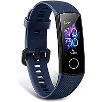 HONOR Band 5 Smart Watch, Smart Bracelet, Activity Monitor, Pedometer, Full Color, AMOLED…