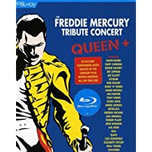 Queen +The Freddie Mercury Tribute Concert [Blu-ray] [Import]