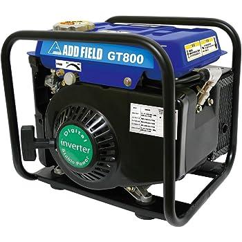 アドフィールド(ADD FIELD) インバーター式携帯発電機 GT800