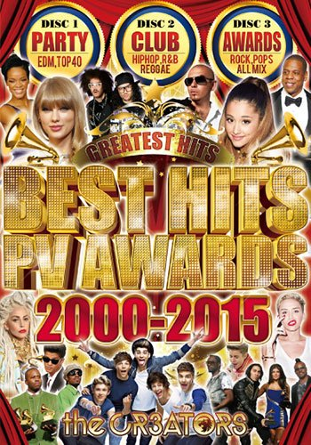 BEST HITS PV AWARDS 2000-2015