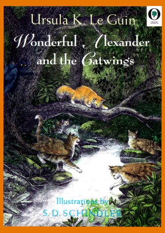 Wonderful Alexander and the Catwings (Orchard Paperbacks)の詳細を見る