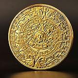 Ithern(TM)ディスプレイボックスコイン/古代ギリシャコイン/お土産コインマヤ文明コイン文化