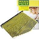 マンフィルター(Mann-filter) エアコンフィルター フォルクスワーゲン/アウディ対応 FP2939/1