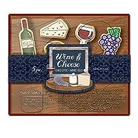 Fox Run Brands Wine & Cheese Cookie Cutter Set, Metallic [並行輸入品]