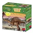3Dジグソーパズル スピノサウルス 150ピース