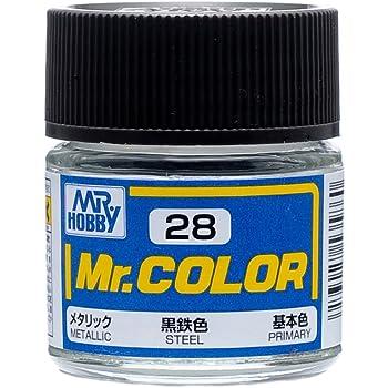 Mr.カラー C28 黒鉄色