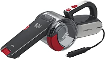 BLACK+DECKER BDH1200PVAV 12V Pivot Corded Handheld Automotive Vacuum