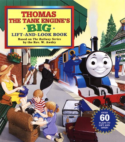 Thomas the Tank Engine's Big Lift-And-look Book (Thomas & Friends)の詳細を見る