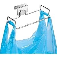 ゴミ袋ホルダー タオル掛け キッチン収納用品 ストレス製2.5cm厚さ以下の板に適して