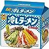 マルちゃん 冷しラーメン 5食パック 590g×6個