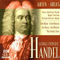 Arias by G.F. Handel (2005-01-01)