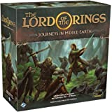 Fantasy Flight Games FFGJME01 2019 Edition Lord of The Rings Journeys in Middle Earth (18/04) Game