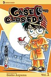 英語版名探偵コナン Case Closed, Vol. 1