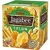 カルビー Jagabeeうすしお味 90g