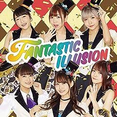 i☆Ris「FANTASTIC ILLUSION」のジャケット画像