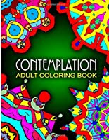 Concentration Adult Coloring Book (Concentration Adult Coloring Books)