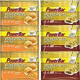 【PowerGelShots】パワージェルショッツ コーラ3個オレンジ3個合計6個セット