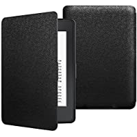 JEDirect Amazon Kindle Paperwhite ケース (第5、6、7世代、マンガモデル専用)【Kindle Paperwhite Newモデル 第10世代 2018に対応できない】 (ブラック)