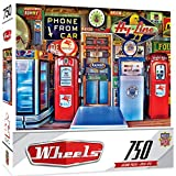 MasterPieces Wheels - Classic Gas 750pc Puzzle