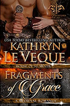 Fragments of Grace: Book One to the Dragonblade Series by [Le Veque, Kathryn]