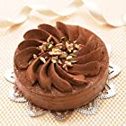 ふんわりしっとり チョコレートケーキ『フラワーショコラ』5号 バースデーケーキ バレンタイン