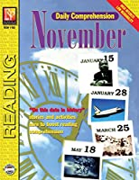 Remedia Publications Daily Comprehension–11月
