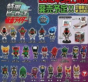 特撮ヒーローズ 仮面ライダー Vol.1 全24種セット