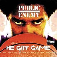 He Got Game [Explicit] [feat. Stephen Stills]