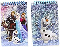 Disney Frozen Small Memo Notepad (2 Pads) ~ School Supplies/Party Favors [並行輸入品]