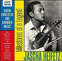 JASCHA HEIFETZ/ ORIGINAL ALBUMS