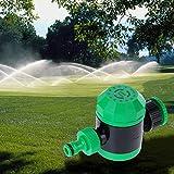 Demiawaking 散水タイマー 自在散水ノズル 散水パーツ 自動水やり 時間が調整可能 ガーデニング 芝生 庭園 温室 点滴灌漑 1コ入れ