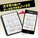 コクヨ ノートブック CamiApp 3冊入 A6 B罫 ノ-CA92BX3-AM