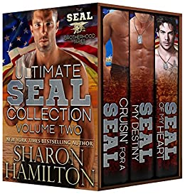 Ultimate SEAL Collection Book 2: SEAL Brotherhood (UIltimate SEAL Collection) by [Hamilton, Sharon]