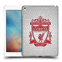 オフィシャル Liverpool Football Club ホワイトピクセル2 クレスト2 iPad Pro 9.7 (2016) 専用ハードバックケース