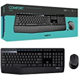 Logitech MK345 Wireless Combo (Keyboard & Mouse)
