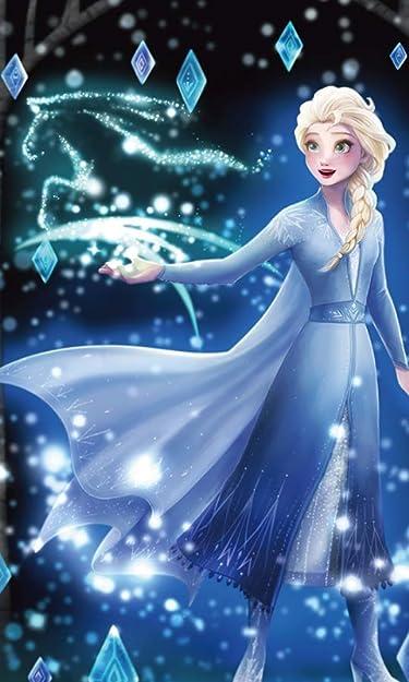 ディズニー  iPhone/Androidスマホ壁紙(480×800)-1 - アナと雪の女王2 (エルサ)