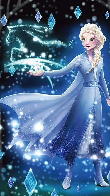 ディズニー  iPhone/Androidスマホ壁紙(540×960)-1 - アナと雪の女王2 (エルサ)