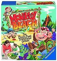 Monkey Beach Preschool Game