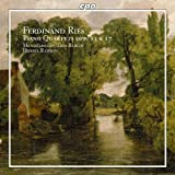 F.リース:ピアノ四重奏曲Op.13/同Op.17