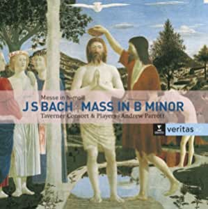 J.S.BACH/ MASS IN B MINOR