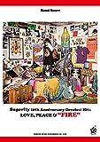 バンド・スコア Superfly / 10th Anniversary Greatest Hits 『FIRE』