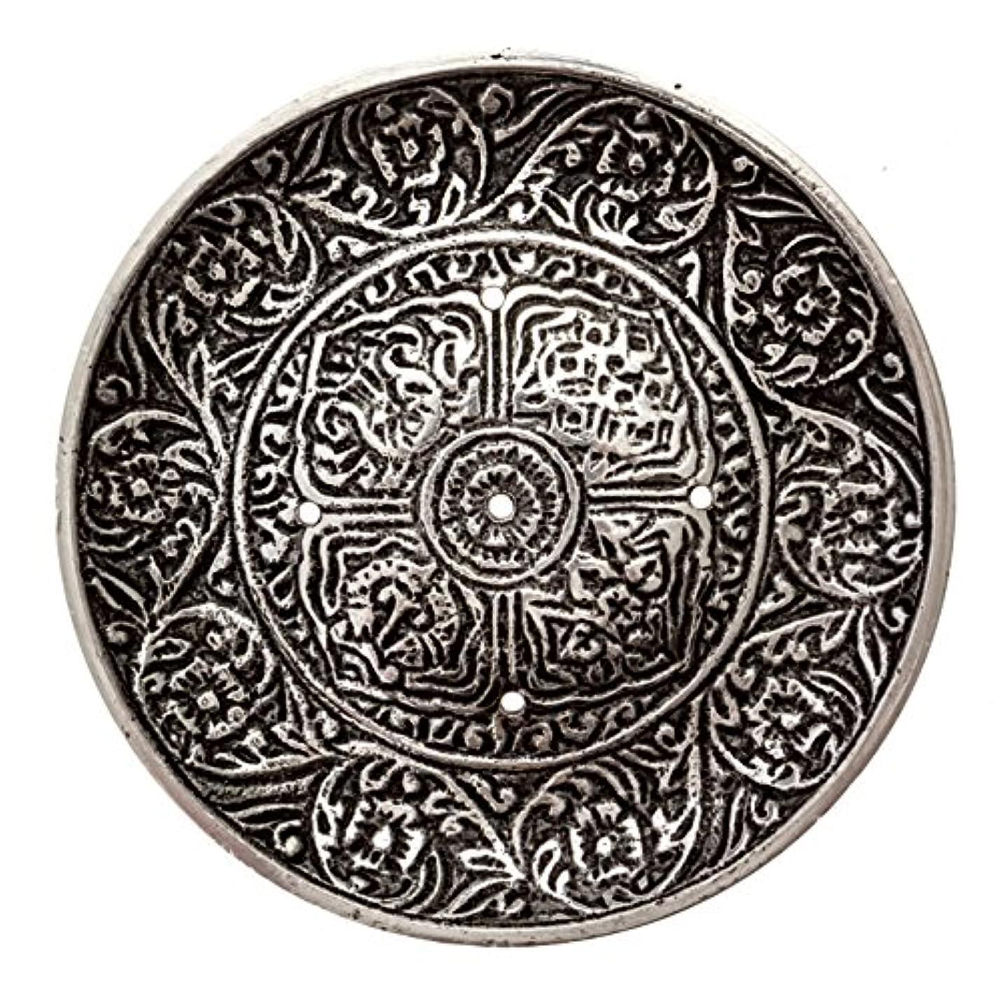 宗教的な集めるアラブサラボTibetan Incense Burner for瞑想、ヨガ、アロマセラピー、Home Fragrance