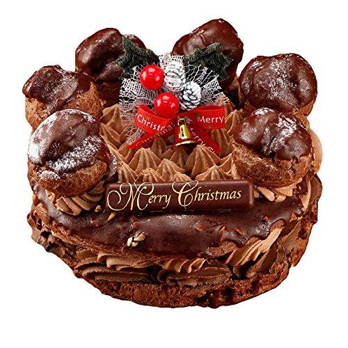 クリスマスケーキ 2017 チョコレートケーキ 禁断のクリスマスケーキプレミ...