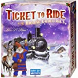 Days of Wonder DO7208 Ticket to Ride- Nordic Countries Board Game