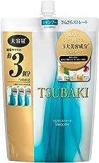 【大容量】 TSUBAKI さらさらストレートシャンプー 詰め替え用 1000ml