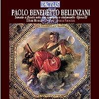 Bellinzani: Sonate A Flauto Solo op. 3