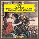 チャイコフスキー:幻想序曲「ロメオとジュリエット」、大序曲「1812年」、他