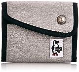 [チャムス] CHUMS Snap Wallet Sweat CH60-2018 H/Grey (H/Grey)